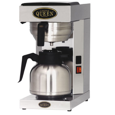 Coffee queen filter papers bean there coffee company for Thermos caffe
